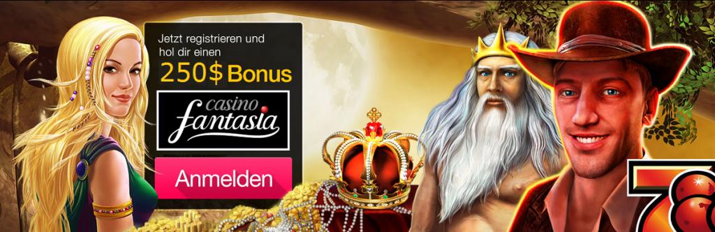 Fantasia Online Casino