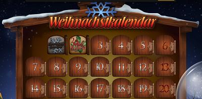 Advents Kalender Energy Casino