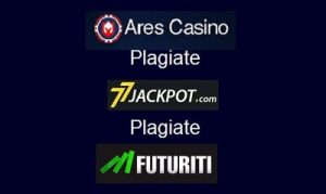 Plagiate in Online Casinos